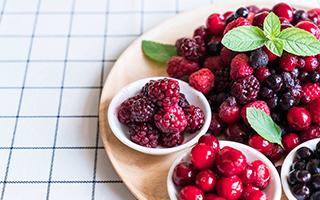 蓝莓 黑莓 红树莓 傻傻分不清