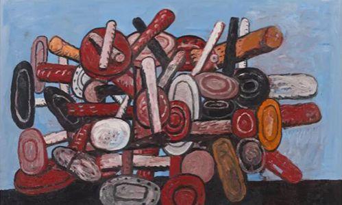 ﹁菲利普·加斯顿:画家之形﹂