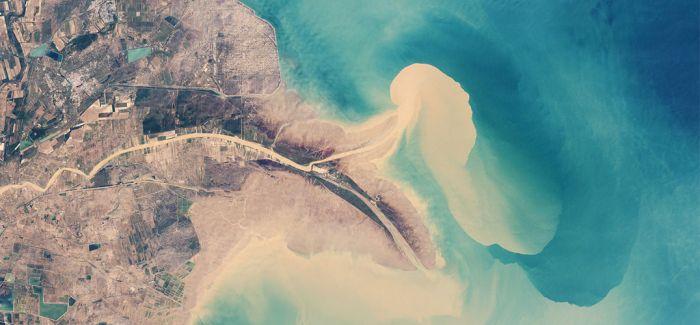 5000年前的遗址 见证黄河的流向