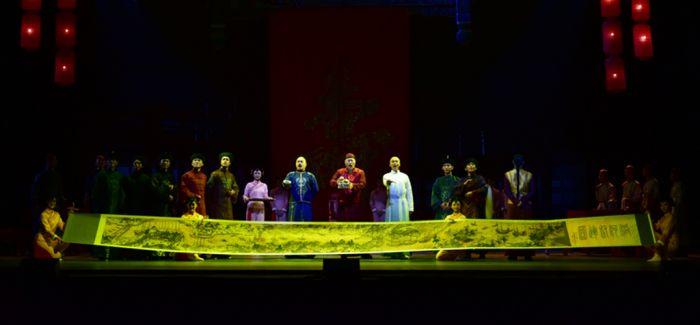 音乐剧《天地运河情》演绎运河文化