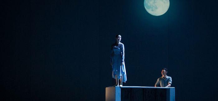 舞剧《一梦·如是》亮相北京天桥艺术中心