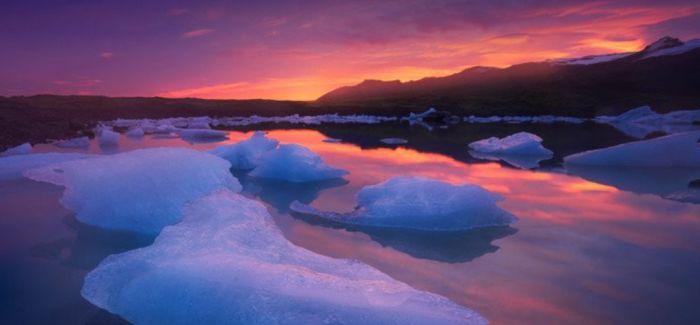 冰岛 这里美的像外星球一样