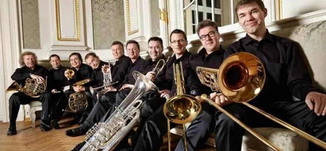 德国铜管重奏团银川演奏 让银川听见世界的声音