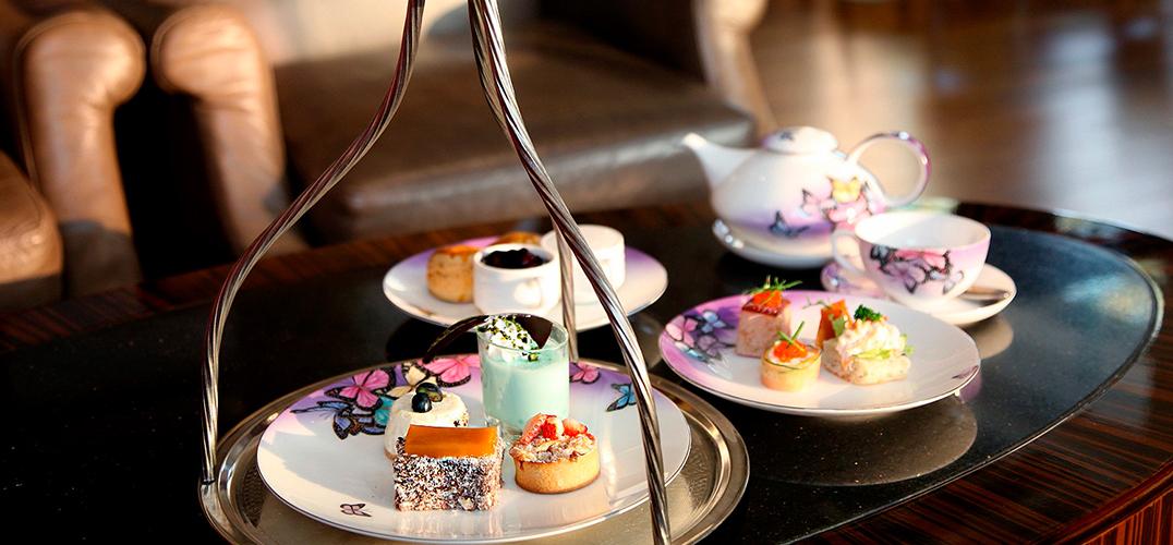 喝个下午茶 也需要仪式感