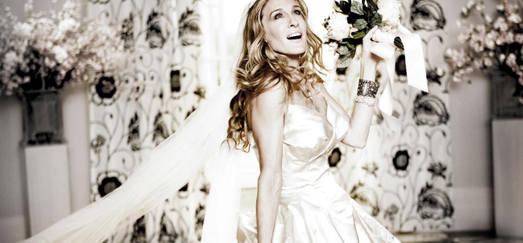 身着婚纱 请记住我娇美的模样