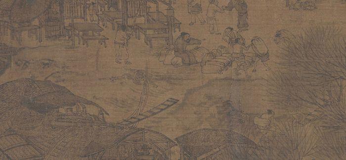 """来故宫可""""坐上大船游汴河""""《清明上河图3.0》"""