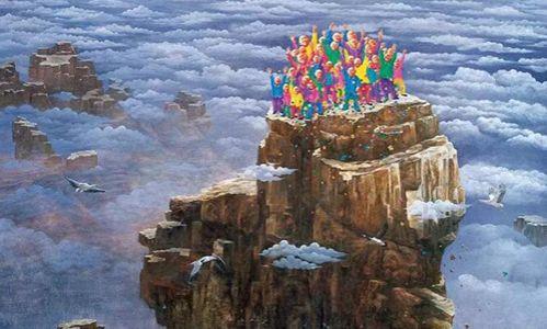 ﹁转折点:中国当代艺术四十年﹂