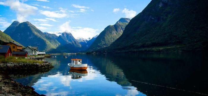 挪威不止有森林 还有......