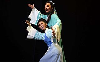 黄梅戏《玉天仙》赴韩演出