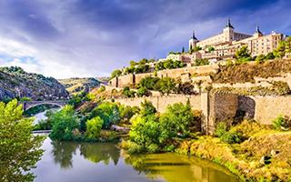 """在托莱多""""穿越""""回中世纪的西班牙"""