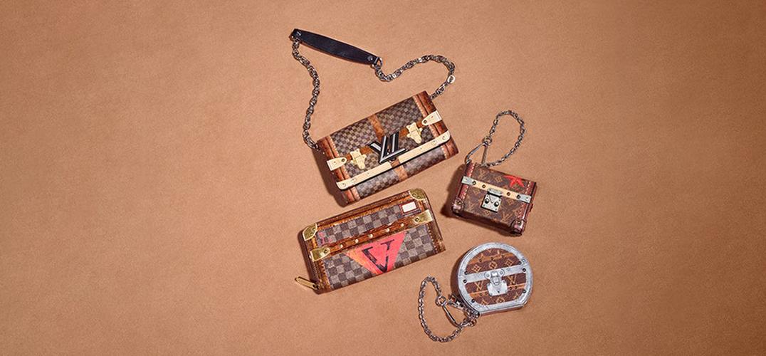 Louis Vuitton中国官方线上旗舰店寄来的包包