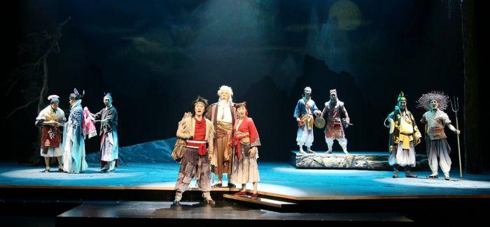 第八届中国儿童戏剧节于中国儿童剧场拉开帷幕