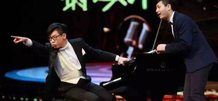 """青年戏剧人扬州表演""""用来看的音乐会"""""""