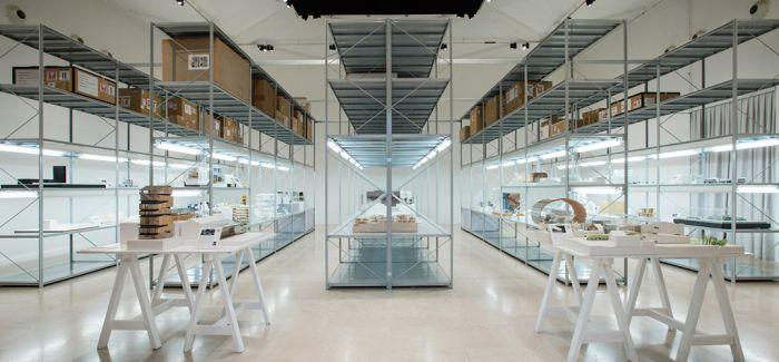 archi-depot 日本一家专门从事建筑模型展览的博物馆