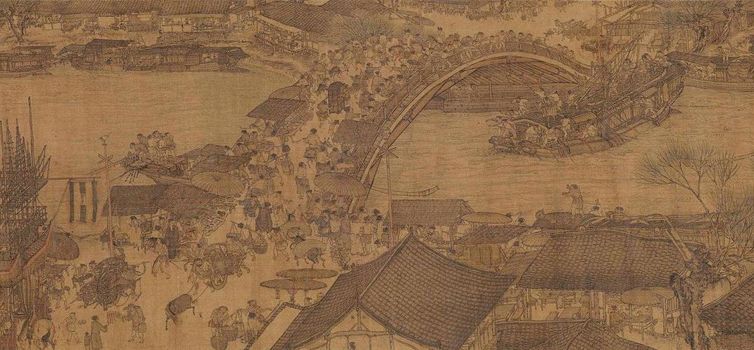故宫博物院用高科技手段展演《清明上河图》
