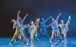 舞蹈《活着》亮相昆明大剧院
