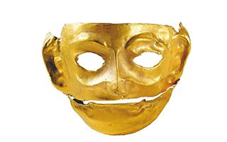 """青铜纵目面具""""领衔出征""""国家博物馆"""
