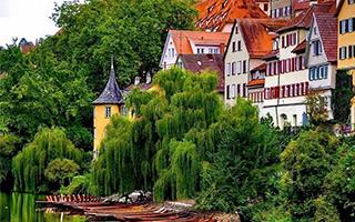 德国这些美丽古城 你去过几座