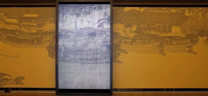 《清明上河图3.0》国际博物馆日在故宫博物院上演!