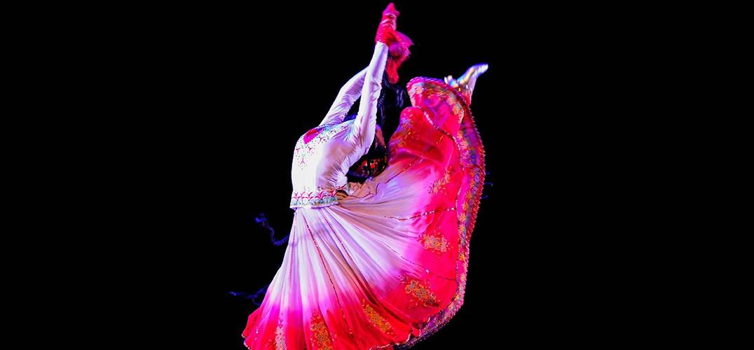 走进璀璨的中国民族舞世界