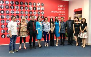 中美国际设计文化交流展 华人设计师备受瞩目