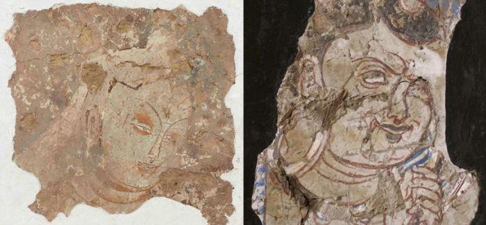 海外克孜尔石窟壁画及洞窟复原影像展木木美术馆开幕