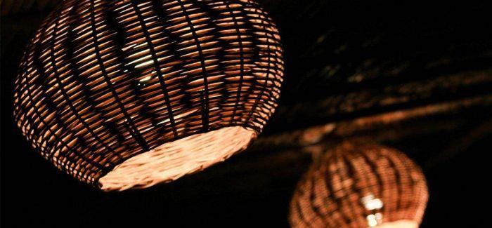 漫长的夜晚需要一盏创意灯