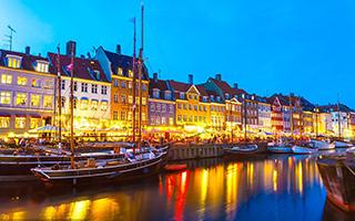 """白天的哥本哈根是""""透明""""的"""