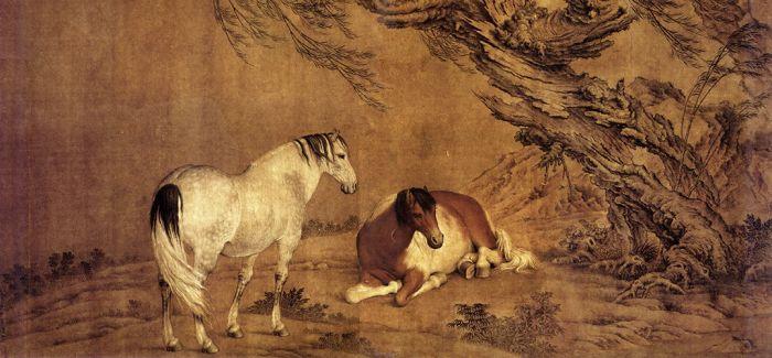 郎世宁:一位改变了宫廷绘画风格的西洋画家