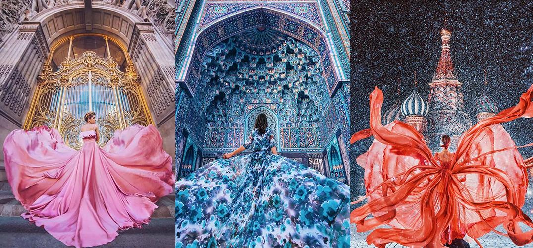 视觉的饕餮之旅:如梦如幻的摄影作品