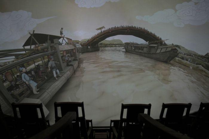 4D动感虹桥球幕影院片段1