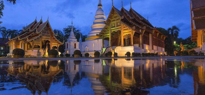到泰国可以去这些景点看看
