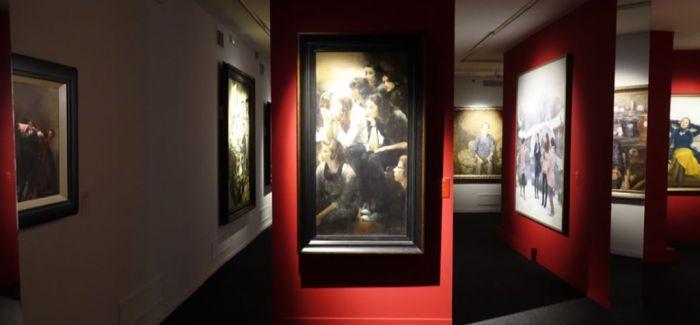 中国油画在罗马