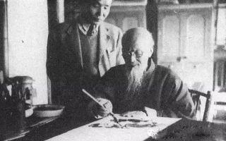 公式化:中国画的创面