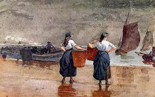 温斯洛·霍默:一位善于独立思考的艺术家