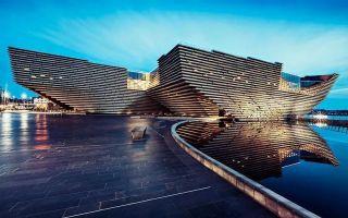 苏格兰首家设计博物馆出自隈研吾之手