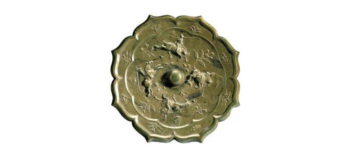 扬州博物馆举办中华古代体育文物展