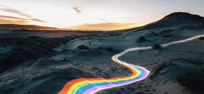 风雨虽无期 自在有彩虹