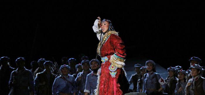 红色民族歌剧 为八一节献礼