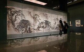 艺道寻真 张安治个展亮相中国美术馆