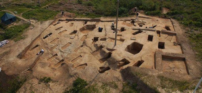 成都平原区域首次发现汉代商旅性质房址