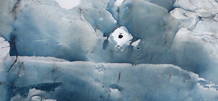 唐双宁抽象绘画作品:气韵游离 意境为先
