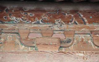 """新西兰画师与瞿昙寺回廊壁画的""""二人世界"""""""