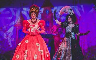 中国儿童剧场迎来俄罗斯版音乐剧《爱丽丝梦游仙境》
