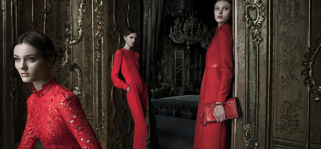 Valentino红 不是颜色是风格