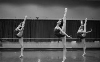 顶尖舞者巡回课堂 传授脚尖艺术