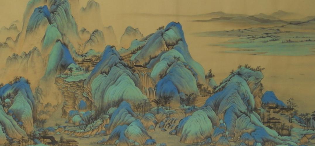 《千里江山图》背后的故事