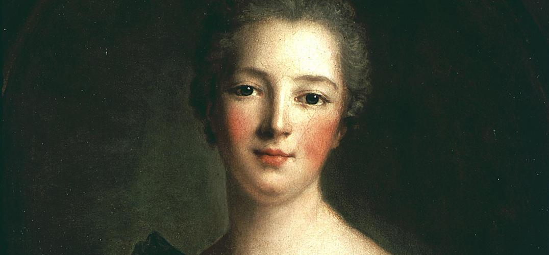 把洛可可带进凡尔赛宫的女人