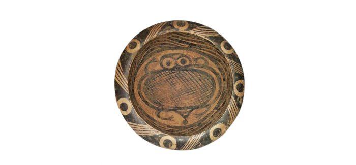 低调高雅的马家窑文化彩陶