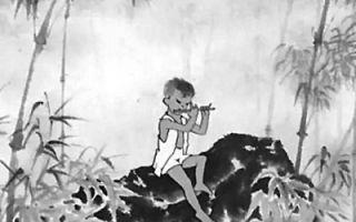 走向世界的水墨动画与中国意境
